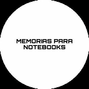 Memorias Notebook