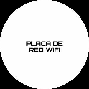 Placa De Red WIFI